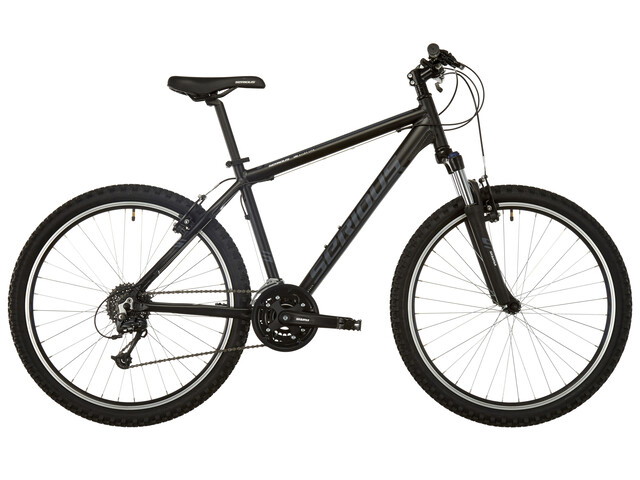 "Serious Eight Ball MTB Hardtail 26"" grey/black"